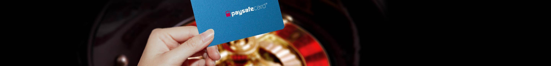 Sikre betalinger for rulettspill – Paysafecard