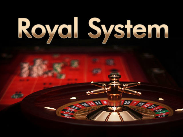 Rulettsystemer - Royal-systemet